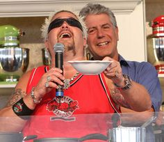 Anthony Bourdain slams Guy Fieri's restaurant