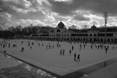 Városligeti Műjégpálya / City Park Ice Rink - Budapest, Hungary