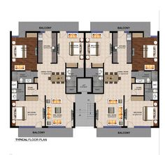 Layout Micro-Apartments With micro apartments on a stellar rise to fame, there is a bigger demand fo Mini House Plans, Model House Plan, House Layout Plans, Duplex House Plans, Duplex House Design, Apartment Floor Plans, Dream House Plans, House Layouts, Studio Floor Plans