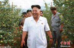 kudigaf haber ve eğlence mekanı: Kuzey Kore devlet başkanı yeni resimleri Kim Jong ...