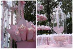 UN BAUTIZO DIGNO DE UNA PRINCESITA | It's the date! {Inspiración para novias vintage & decoración para eventos con estilo}
