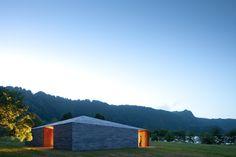 Building In Lagoa das Furnas / Aires Mateus, © Fernando Guerra | FG+SG