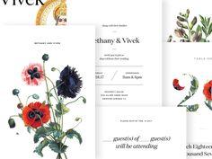 Wedding Collateral by Vivek Venkatraman #Design Popular #Dribbble #shots