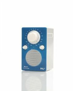 Tivoli Audio PALBTGB PAL BT Bluetooth Portable AM/FM Radio (High Gloss Blue/White) by Tivoli. $299.99. With many of today's wireless devices being Bluetooth technology-enabled, especially common electronics like cell phones, lap top computers, and MP3 players, it made perfect sense for Tivoli Audio to add this important capability to our most popular portable radio, the PAL. Tivoli Audio's PAL BT adds Bluetooth wireless technology in addition to its sensitive a...