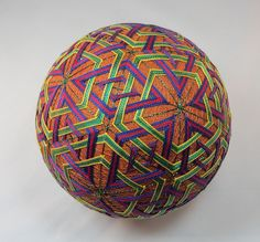 All My Temari, Work in Progress (6) | Flickr - Photo Sharing!