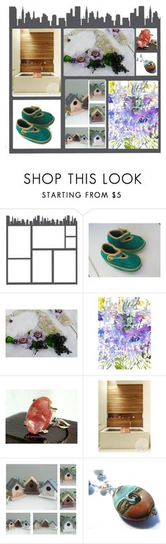 """""""Etsy Talented Artisans"""" by belladonnasjoy ❤ liked on Polyvore featuring modern and rustic"""