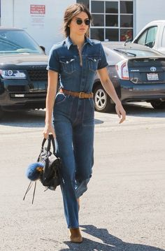 Kendall Jenner On her way to the studio