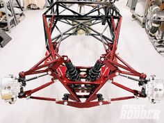 Building a Factory Five '33 Hot Rod - Hot Rod Network