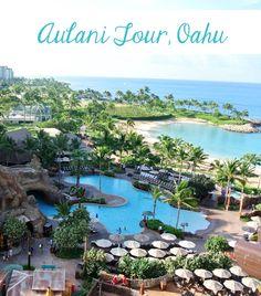 Disney's Aulani Resort--tour oahu by blogger @Centsational Girl