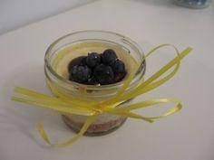 Cheesecakes in Mason Jars - Recipe