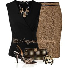 """Untitled #1285"" by mzmamie on Polyvore"