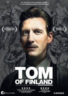 Tom of Finland [Videograbación] / una película de Dome Karukoski