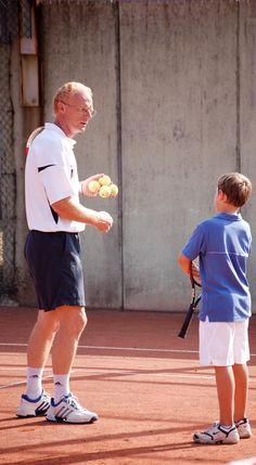 Ivo Hendrix, tennis icoon voor Limburg, overleed op 55-jarige leeftijd.