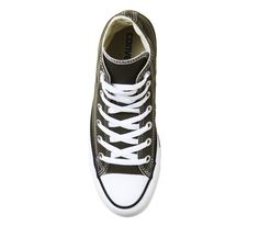 Buy Herbal White Black Converse Converse All Star Hi from OFFICE.co.uk.