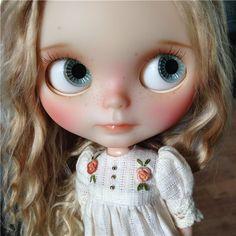 Моя первая Блайз. Winter. Зимка / Куклы Блайз, Blythe dolls / Бэйбики. Куклы фото. Одежда для кукол