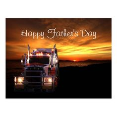 Truck Driver Father's Day Postcard fathers day gifts from mom, good mothers day gifts, diy fathers day gifts ideas from kids Happy Father Day Quotes, First Fathers Day Gifts, Fathers Day Crafts, Gifts For Dad, Gift Crafts, Diy Father's Day Gifts, Father's Day Diy, Toddler Gifts, Trucks