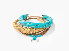 Marisa bracelets stack