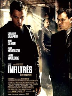 Les Infiltrés de Martin Scorcese (2006)