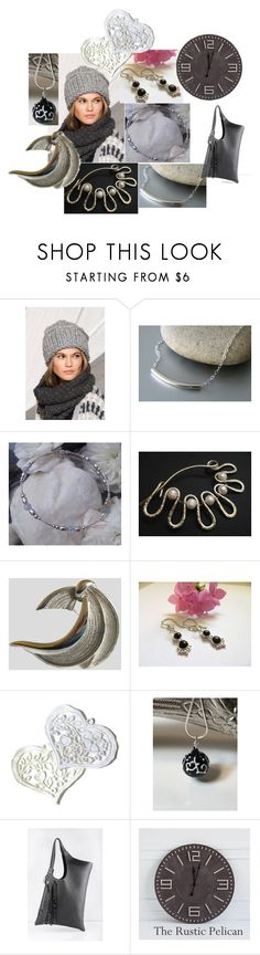 """""""Christmas Shopping"""" by inspiredbyten ❤ liked on Polyvore featuring vintage"""