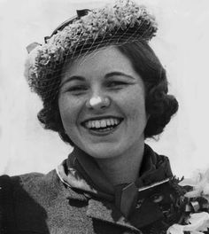"""1941:Some say the Kennedy """"curse"""" begins when Rosemary Kennedy, 23, undergoes a botched prefrontal lobotomy. The operation is """"a disaster and left her permanently disabled, paralyzed on one side, incontinent and unable to speak coherently,"""" Nellie Bly writes in """"The Kennedy Men: Three Generations of Sex, Scandal, and Secrets"""" (1996)."""