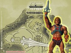 Resenhas de Marte: Masters Of The Universe Classics He-Man