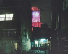 "archatlas: ""  Tokyo Murmurings Franck Bohbot From the artist: At night, the Japanese capital sleeps deeply but isn't drowned in darkness nor lost in silence. The highly traveled areas of the city..."