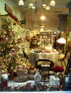 Made in Charme: escaparate Xmas 2013!
