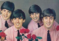 Paul, George, Ringo, John