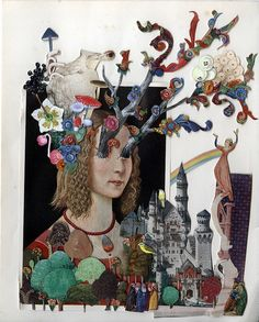 All in my head by ben///giles, via Flickr
