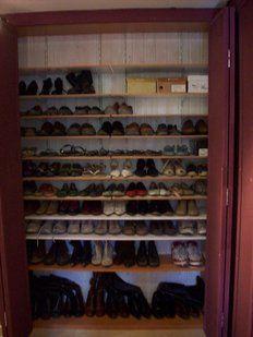 1000 images about zapatero on pinterest shoe storage for Armario zapatero pvc