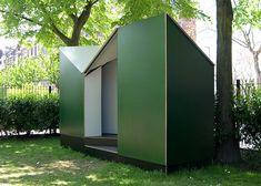 Easehouse public toilet by Lagado Architects