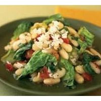 Cannellini beans with wilted greens by Mayo Clinic