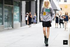 Hanne Gaby Odiele – New York