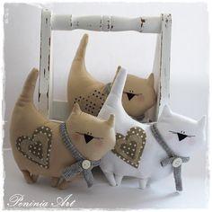 Peninia Art... Котята идея
