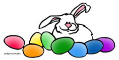 Easter Clip Art 2014 – Bunny, Free Clipart Download as Easter day 2014 will be celebrate on 20th April, Sunday.