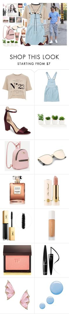 """Hang Out with Niall Horan"" by millajauregui ❤ liked on Polyvore featuring beauty, River Island, Vince Camuto, Polaroid, Chanel, Too Faced Cosmetics, Yves Saint Laurent, Puma, Tom Ford and Stephen Webster"