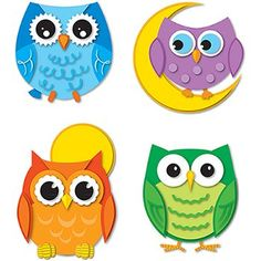 Reward your students and celebrate their accomplishments with playfully humorous Colorful Owls temporary tattoos. Includes 6 sheets for a total of 24 tattoos. Owl Classroom Decor, Classroom Themes, Colorful Owl Tattoo, Rainbow Resource, Carson Dellosa, Owl Crafts, Cute Owl, Temporary Tattoos, Giveaways