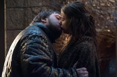 Sam and Gilly ~ Game of Thrones
