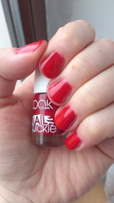 Look by Bipa nail quickie - hot love