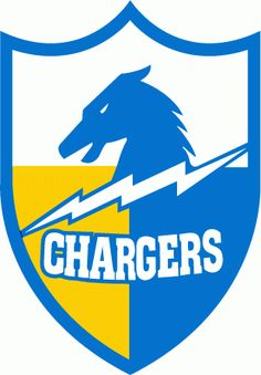 4c2635f68b3 1960 Los Angeles Chargers (moved to San Diego in Primary Logo - American  Football League (AFL) - Chris Creamer s Sports Logos Page - SportsLogos.