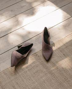 50ba90dddd Coclico Joji Heel. Italian VegetablesEthical ShoesBetter LoveViolaVegetable  Tanned LeatherLeather ...