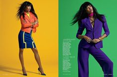 Essence Magazine - Bold Brights  -2