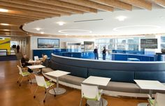 High Profile Series™ Ceiling System | HOK Product Design