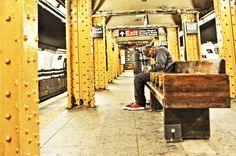 New York subway - http://wt2010.info