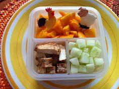 El Lunch de mi Enano: Usando la comida del dia anterior