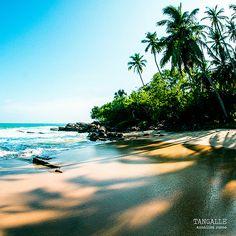 Beach, Tangalle, Sri Lanka (www.secretlanka.com)