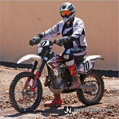 Esto es un misil para las pistas de Fuerteventura, Beta 525 RR, a este juguete hay que agarrarse fuerte. Gaaaaas!!  ;-) #jn #moto #beta #enduro #raid #fuerteventura