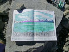 "Liuyingchieh's Books : Travel Book Series 11 ""Snow"""
