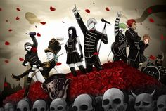 Welcome to the Death Parade by earthonmars on DeviantArt