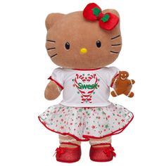Candy Cane Cutie Gingerbread Hello Kitty--I think this is the one I might get :-)